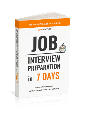 How to Get Ready for Your Job Interview in 7 Days eBook Guide