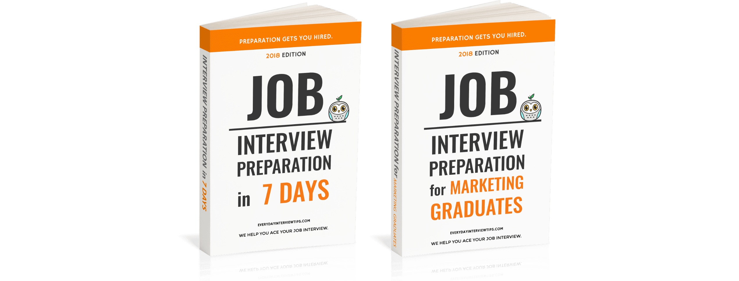 Everyday Interview Tips 2018 eBook Guides